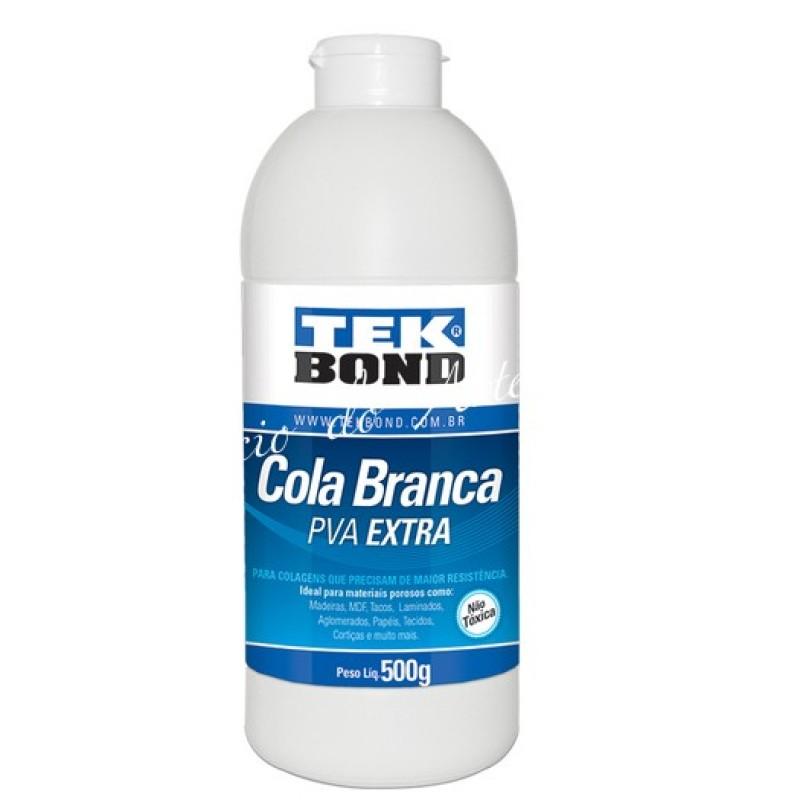 Cola Branca PVA Extra 500gr