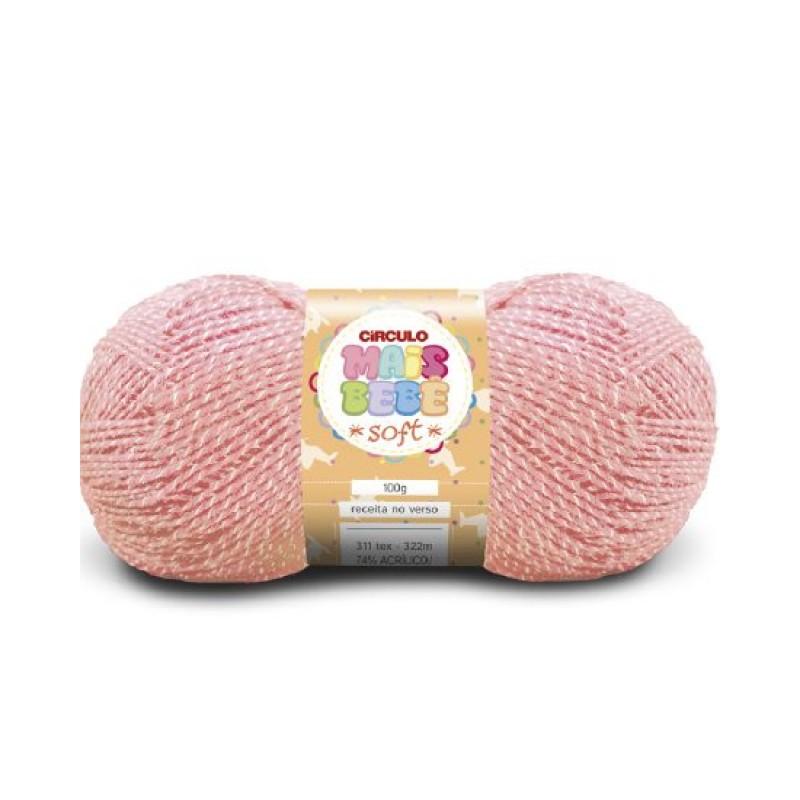 Lã Mais Bebê Soft