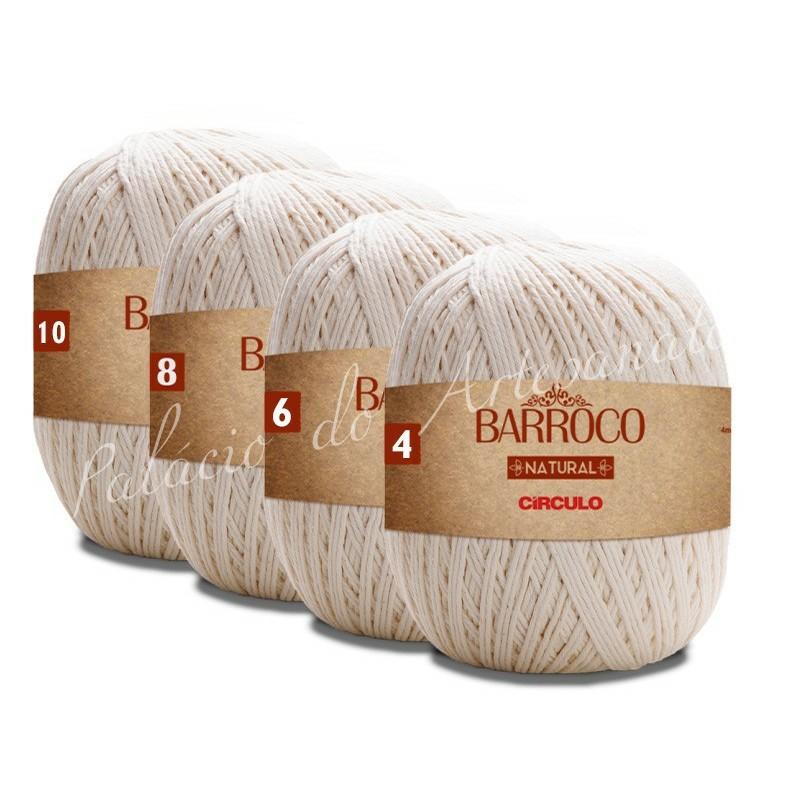 Barroco Natural 700gr